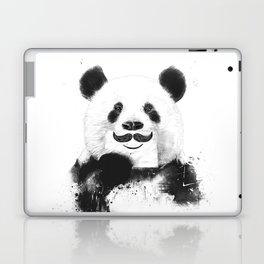 Funny panda Laptop & iPad Skin