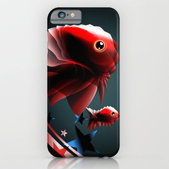 Angel Fish iPhone & iPod Case