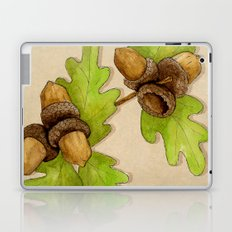 Quercus Robur Laptop & iPad Skin