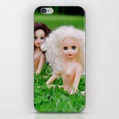 Where the Grass is Greener iPhone & iPod Skin
