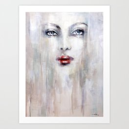 """Sleepwalk"" Art Print"