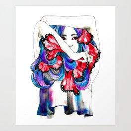 i wory Art Print