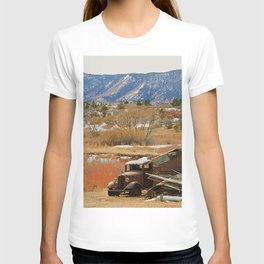 Autumn Jalopy T-shirt