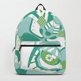 Robot Monkey Backpack