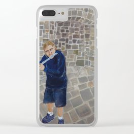 The Busker Clear iPhone Case