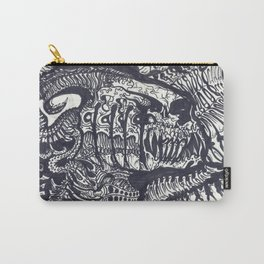 ' ChompZ ' By: Matthew Crispell Carry-All Pouch