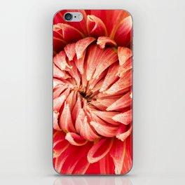Parkland Glory Dahlia 2 iPhone Skin