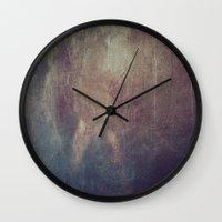 sailboat Wall Clocks featuring Sailboat by Ekrem Emre Ünlü