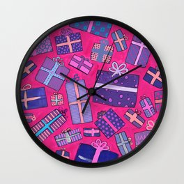 Gifts and presents ! Wall Clock