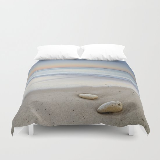 """Calm summer......."" Duvet Cover"