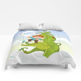 Jack and the Beanstalk Comforters
