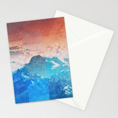Fractions A77 Stationery Cards