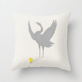Someday Throw Pillow