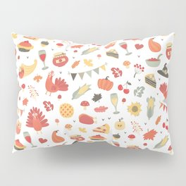 Thanksgiving Pillow Sham