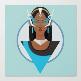 Symmetry, Balance Canvas Print