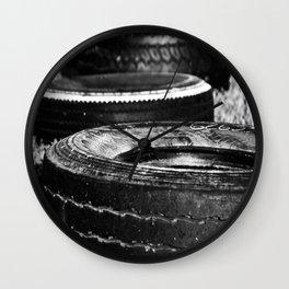 Plates Wall Clock