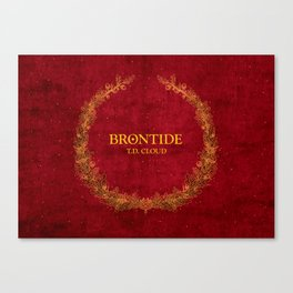 Brontide Canvas Print