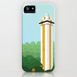 Gem of the Hills iPhone Case