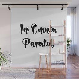 In Omnia Paratus - Gilmore Girls Design Wall Mural