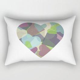 HEARTFUL Rectangular Pillow