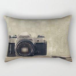 film camera  Rectangular Pillow