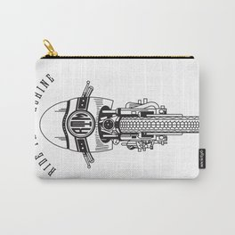 Ride The Machine Carry-All Pouch
