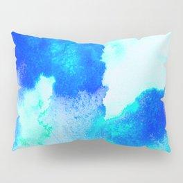 Blue Java Pillow Sham