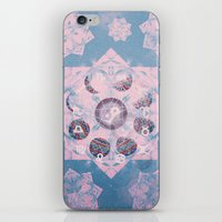trippy iPhone & iPod Skins featuring Trippy by Sara Eshak