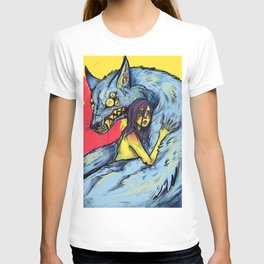 Wolf Guardian T-shirt