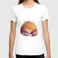 dinosaur T-shirts featuring DINOSAUR by rafael mayani