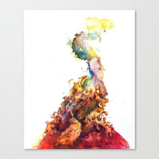System #13: Mandioas Canvas Print