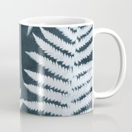 Sun Print Fern #1 Coffee Mug