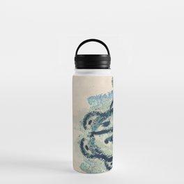 Taíno sun  Water Bottle