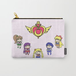 Inner Senshi Chibi 2 Carry-All Pouch