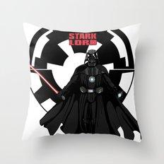 Stark Lord Throw Pillow