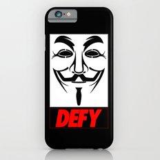 V-Defy Slim Case iPhone 6s