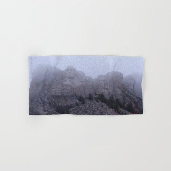 Mount Rushmore Hand & Bath Towel