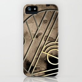 The Arcanist Circle iPhone Case