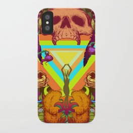 Old Medicine iPhone Case