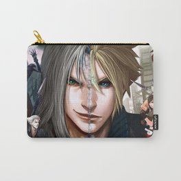 Double Face Carry-All Pouch