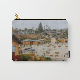Moonlight Beach Miniature Carry-All Pouch