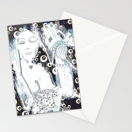 Magic of floral Stationery Cards