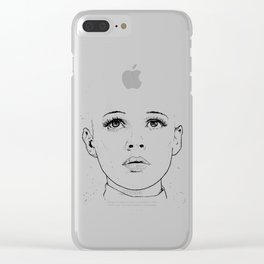 Dorothy - Innocence Lost Clear iPhone Case