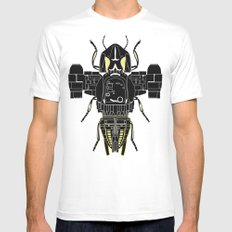 Firefly Mens Fitted Tee White LARGE