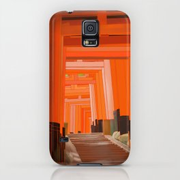 Vermillion iPhone Case