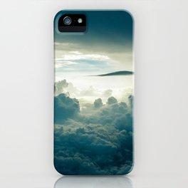 Cloud Scape iPhone Case