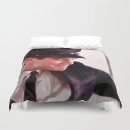 How About A Hug - Jim Carrey In Dumb And Dumber Duvet Cover