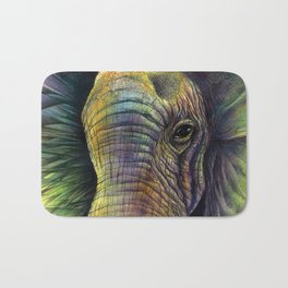 Elephaceted Bath Mat