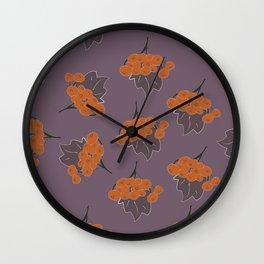 Rowan Wall Clock