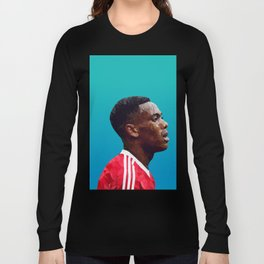 Anthony Martial - Manchester United Long Sleeve T-shirt